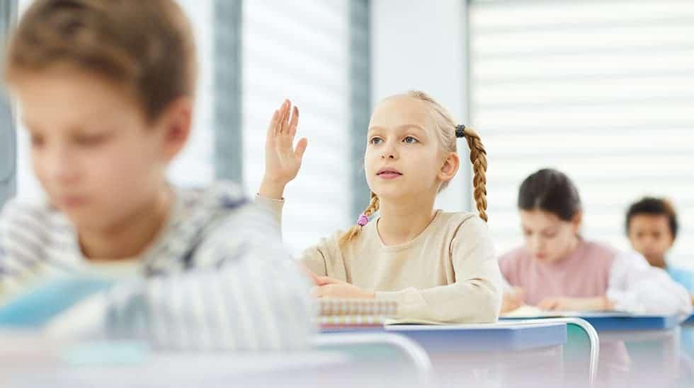 След споделяне на големия въпрос на раздела всеки ученик дава своя хипотеза за отговора и казва защо мисли така