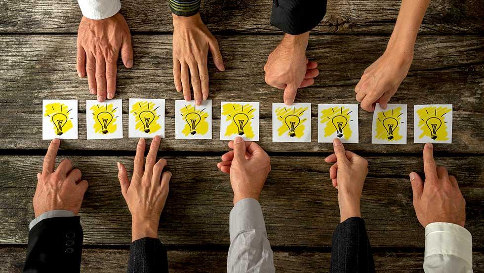 Точки за разнообразие от идеи