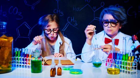 STEM експеримент