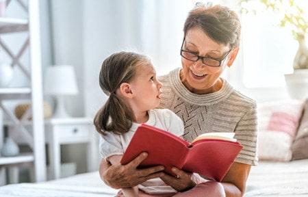 Четене в ранна детска възраст