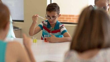 Развиване на умения STEM