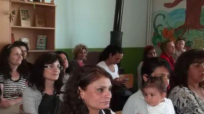 Родителска среща ОУ Св. Св. Кирил и Методий, гр. Шипка
