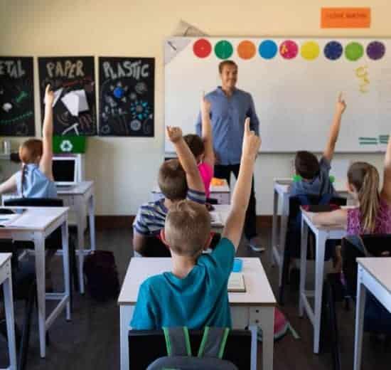 Училището мечта - класна ста