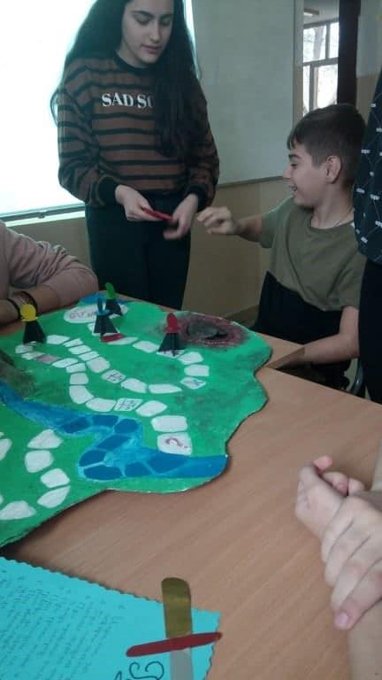 Митични игри в часовете по БЕЛ - урок от Грета Иванова