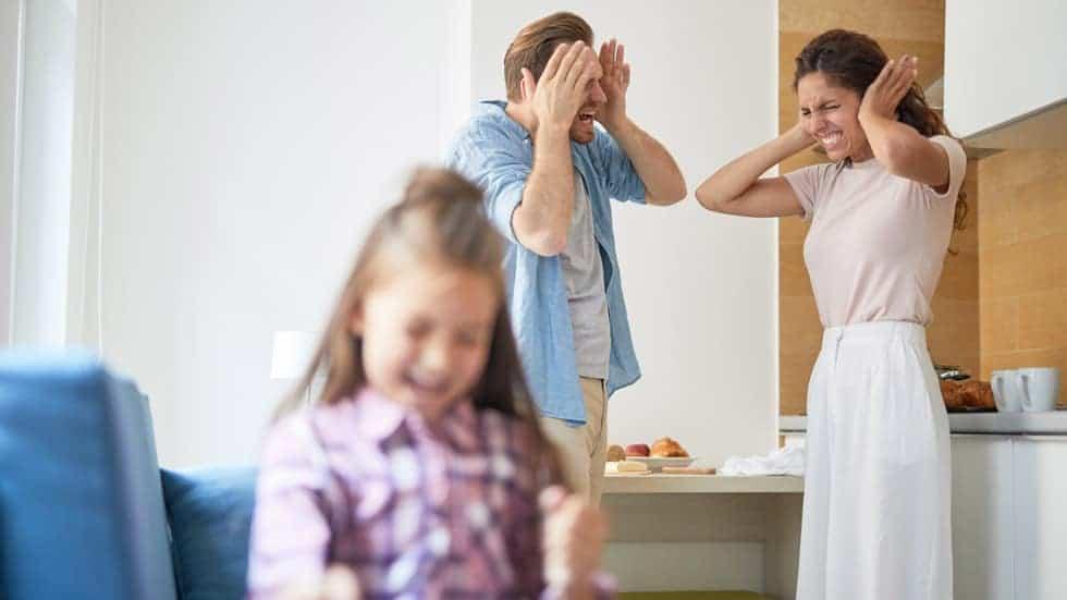 Типове родители и общуването с тях