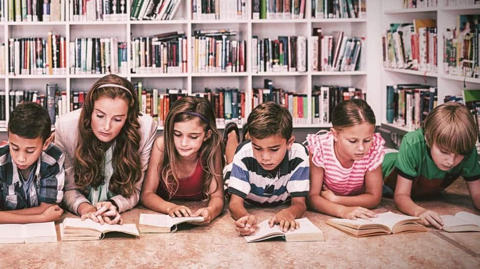 Как да запалим учениците по четенето